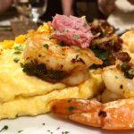 Shrimp, Andouille, Grits, Tasso