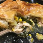 Autumn Chicken Pot Pie